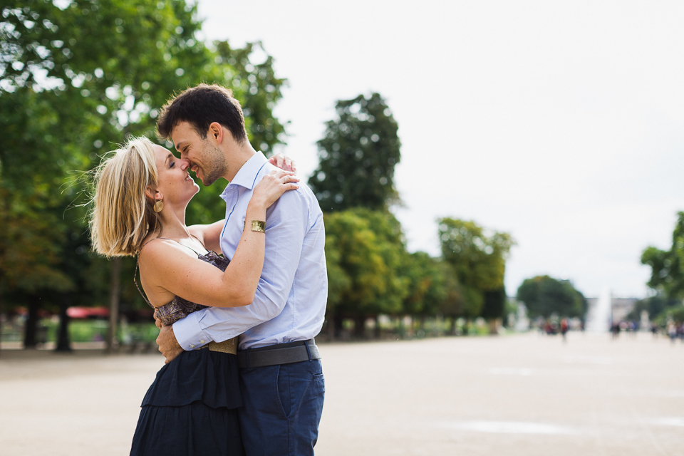 engagement lovesession paris