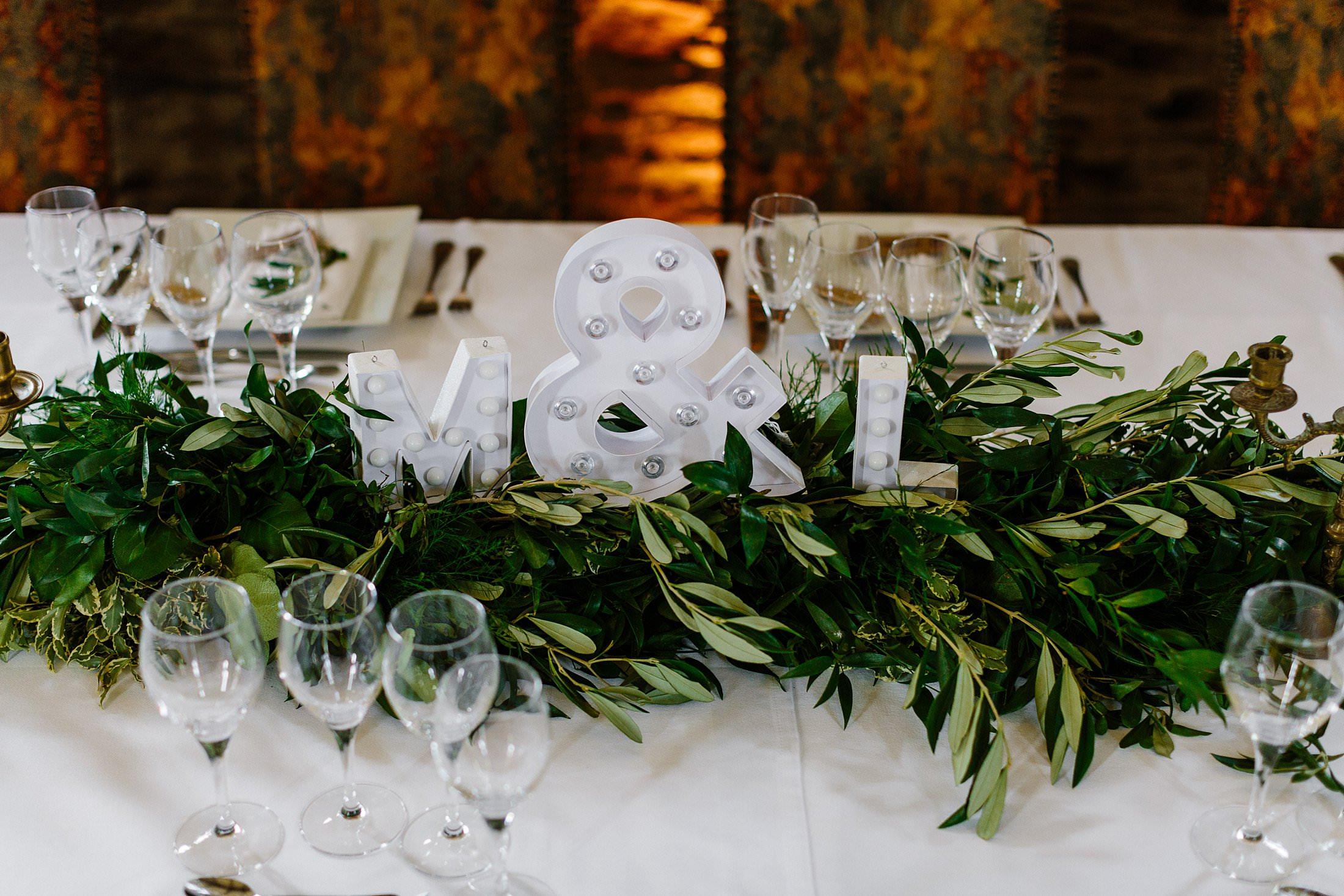 Photo-décoration-de-table-mariage