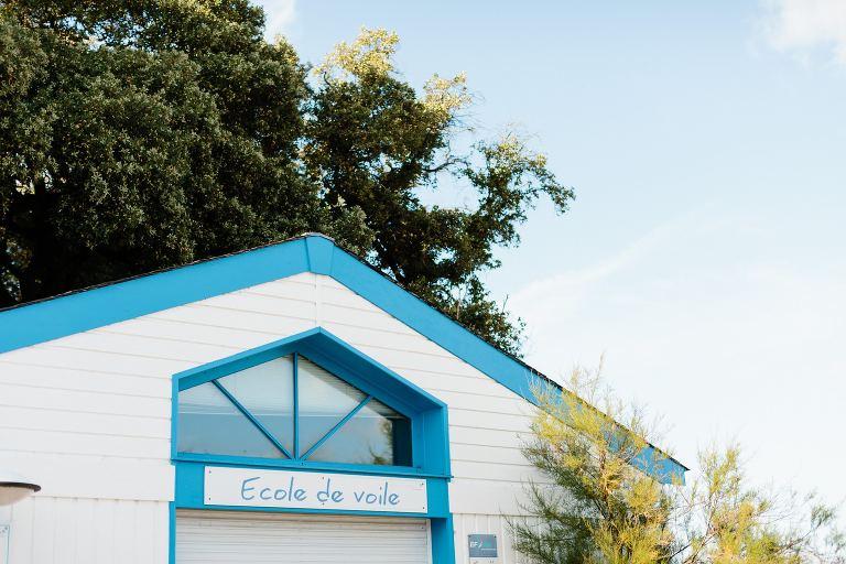 Photo de famille à Noirmoutier bord de mer