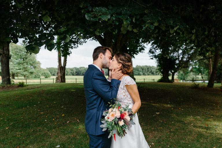 Mariage chic-champètre en Bretagne