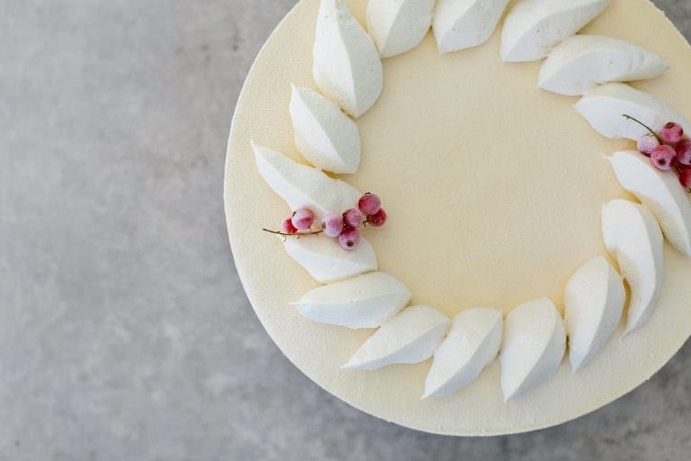 atelier d'angevine - patisserie évènementielle - Gâteau entremet